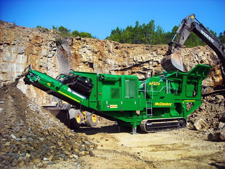 J40-mccloskey in groeve
