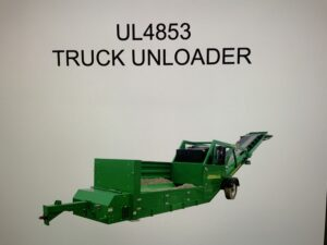 UL4853 truck Unloader